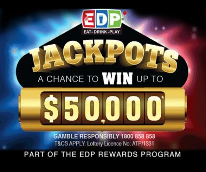 1. A chance to WIN up to $50,000