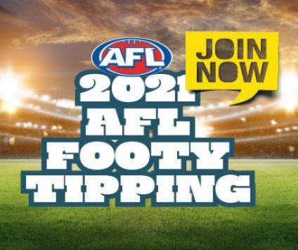 1. Join our footy Tipping