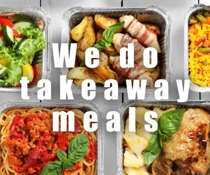 7. Takeaway Food